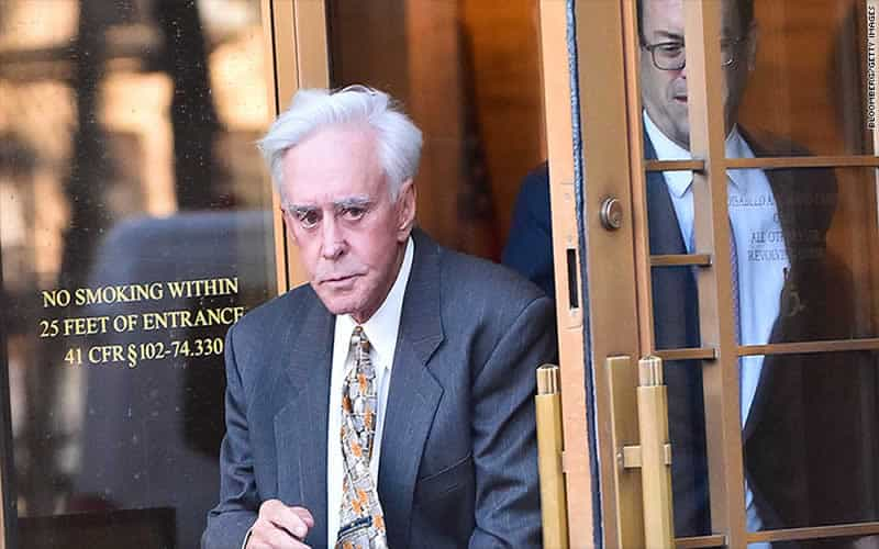 Billy Walters Sentenced To Prison