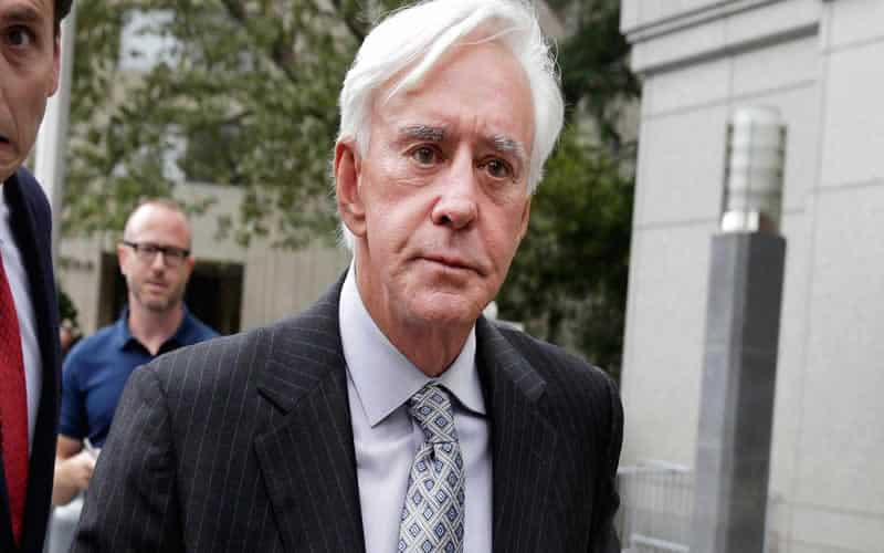 Billy Walters Arrested Insider Trading