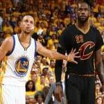 Cavs VS Warriors NBA Finals