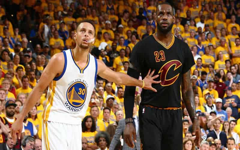 Cavs VS Warriors NBA Finals