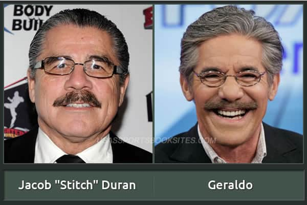 Jacob Stitchman Duran And His Alter Ego Geraldo