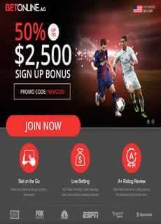 Betonline Sportsbook Soccer Page