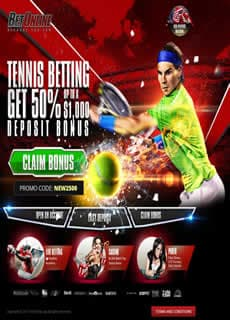 Top Rated Sportsbook To Bet On Tennis For US Players