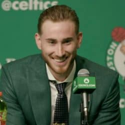 Gordon Hayward Boston Celtics