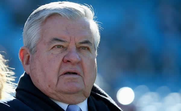 Jerry Richardson Owner Carolina Panthers