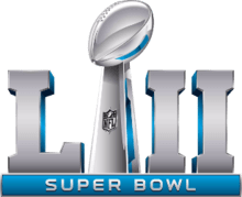 Logo for Super Bowl 52