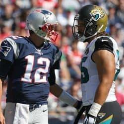 Jaguars vs Patriots