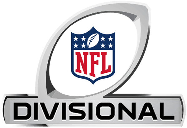 NFL division playoffs logo