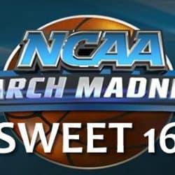 NCAAB Sweet Sixteen 2018