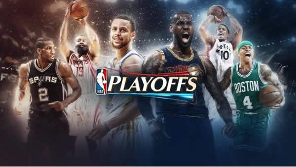 NBA playoffs log and players