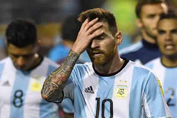 Argentina-loss