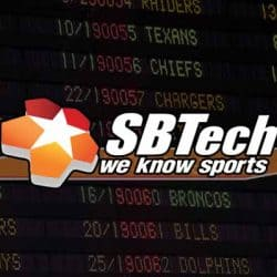 SBTech in front on sport lines