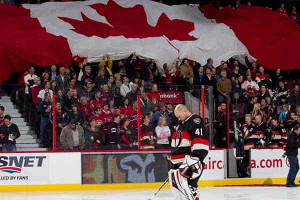 Canada NHL American Sports Betting Relationship
