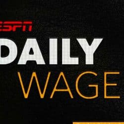Daily Wager show logo