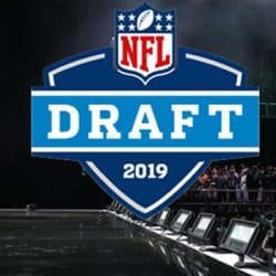 NFL Draft Day logo