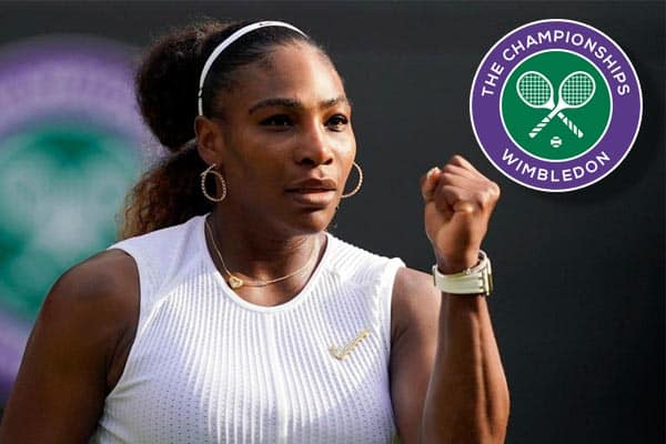 Serena Williams Scores