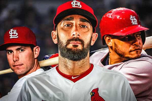St. Louis Cardinals baseball players