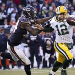 Bears playing agains Packers