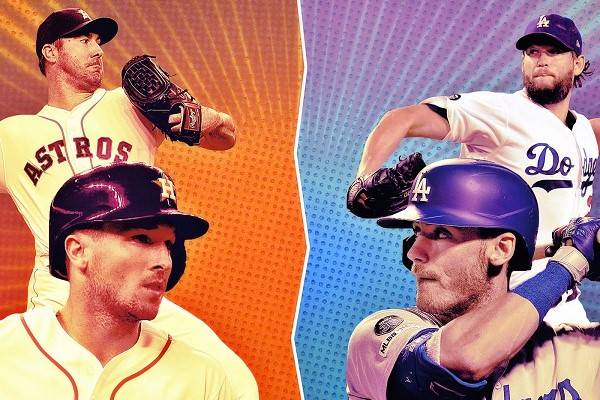 2019 mlb playoffs world series odds