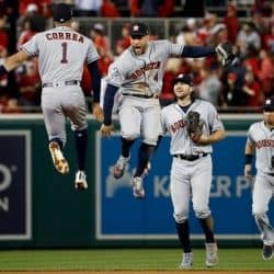 astros beat nationals game 5 world series 2019