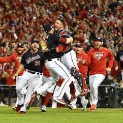 Nationals go to 2019 World Series