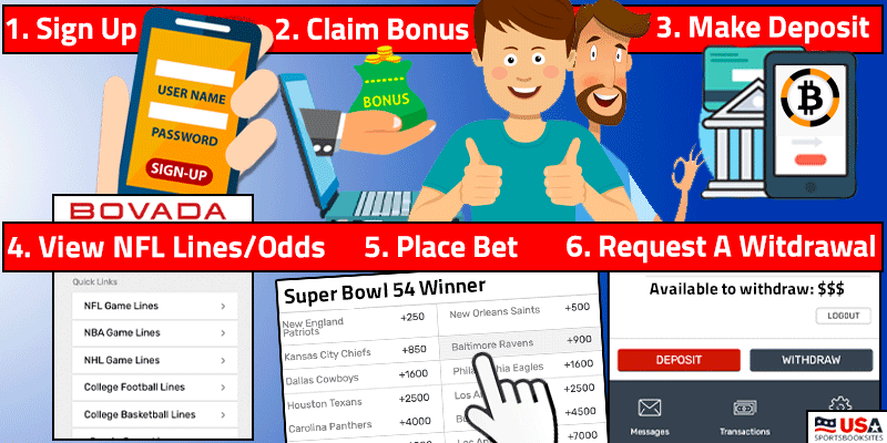 NFL Betting Infograph