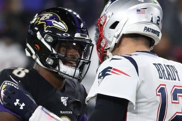ravens favored 2019 nfl playoffs