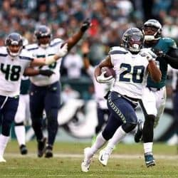 seahawks eagles 2019-2020 nfl playoffs wild card game