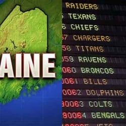 Maine Sports Betting