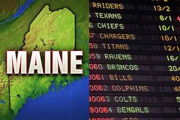 Maine Sports Betting