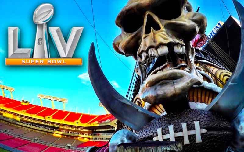 LV Tampa Super Bowl