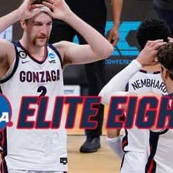 Gonzaga still leads NCAA Tournament odds for the Elite 8