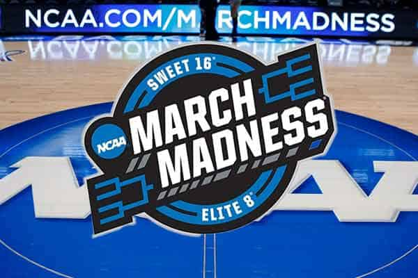 Round of 32 March Madness betting odds to set 2021 Sweet 16 game lines