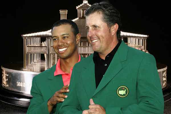 Phil Mickelson is a long shot to win the 2021 Masters Tournament