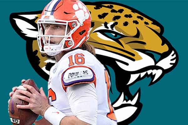 will Trevor Lawrence be drafted first in 2021