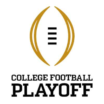 College football playoff logo